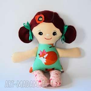 lalki cukierkowa lala s - eliza 30 cm, lalka, cukierek, lisek, dziewczynka