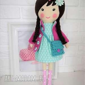 Prezent DUŻA LALA- WIKTORIA, lalka, zabawka, przytulanka, prezent, niespodzianka