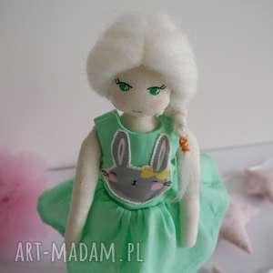 lalki lalka #169, lalka, przytulanka, szmacianka, ekolalka, ekozabawki dla dziecka