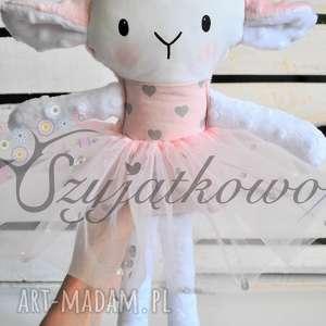 Owca Baletnica :), przytulanka, owieczka, spódniczka, dladziewczynki, doprzytulania