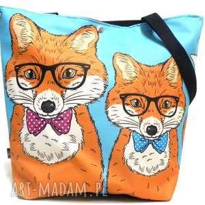 Shopper bag, na zakupy, plażę ramię gaul designs pojemna, plaża,