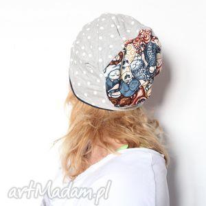 czapka damska nie każda krowa jest standardowa 11 - kropki, grochy, koty, jogging