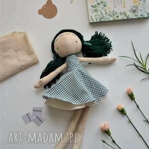 anolina szyta laleczka szmacianka - prezent dla dziewczynki, personalizowana