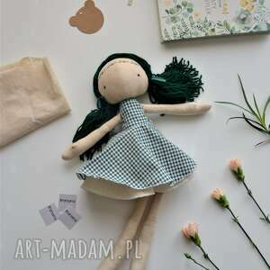 handmade lalki szyta laleczka szmacianka