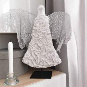 Prezent Anioł Sukcesu, anioł, figura-anioła, ozdoba-salonu, dekoracja-do-domu