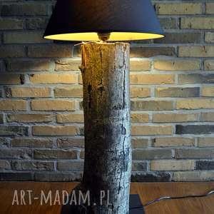 LAMPA PODŁOGOWA Z JESIONU, lampa-podłogowa, lampa-z-jesionu, jesion, pień, wabisabi,
