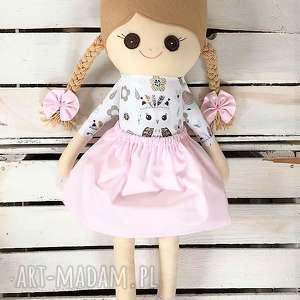 handmade lalki szmaciana laleczka z personalizacją