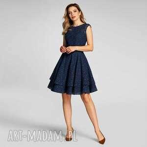 sukienki sukienka cyntia mini colette granat