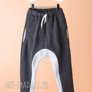 Spodnie DSP06G, spodnie, wygodne, stylowe