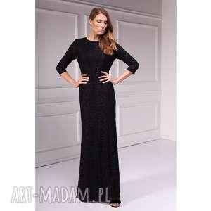 19615c2e14 Czarne sylwester - handmade karnawał moda