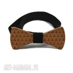 Muszka dziecięca #6 muchy i muszki the bow ties muszka, drewno,