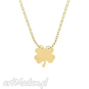 autorskie naszyjniki celebrate - clover - necklace g