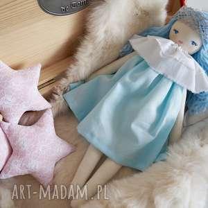 personalizowana lalka szmaciana #223, eko lalka, szmacianka, księżniczka