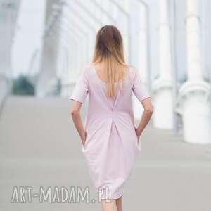 handmade sukienki double fold