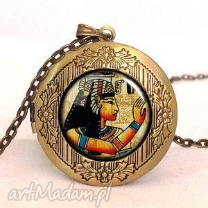 hieroglify - sekretnik z łańuszkiem egginegg, egipskie, prezent