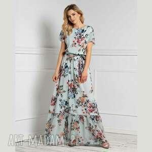 Sukienka mia maxi melania sukienki livia clue maxi, długa