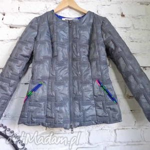 piękna kurtka Folk Design Aneta Larysa Knap, folk