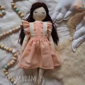 lalka #215, lalka, przytulanka, szmacianka, personalizowana, domekdlalalek