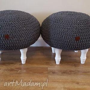 stwórz swoją pufe na szydełku puf, pufa, szydło, sznurek, krzesło, salon