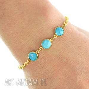 My Precious - Turquoise ańcuszek,