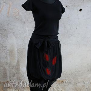 ręcznie wykonane sukienki zagubione w labiryncie-sukienka