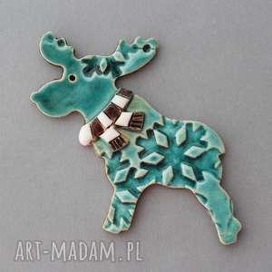 kopalnia ciepla rudolfik-magnes ceramiczny, prezent, kolekcjoner, święta