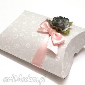 Pudełko z różą ślub sheepystuff pudełko, ślub, wesele,