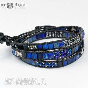 hand-made bransoletki bransoletka zawijana wrap chan luu