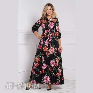 Sukienka alana maxi afrodyta sukienki livia clue maxi, w-kwiaty