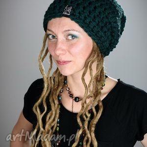 dreadlove mono 17 - czapka, dredy, dready, zima, długa, ciepła