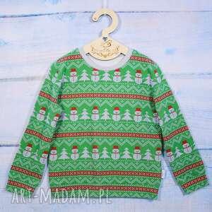 Lilla? Bluza dziecięca - wzory świąteczne