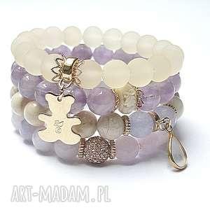 ki ka pracownia ivory and light violet vol 2 /11-2014/ set, ametysty