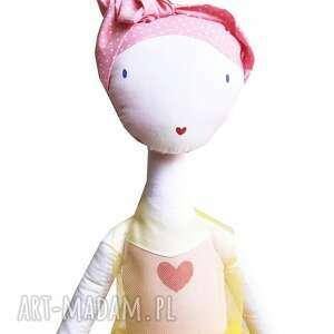 lalki nola, słoneczna tancerka rafineria cukru, lalka, szmacianka, baletnica