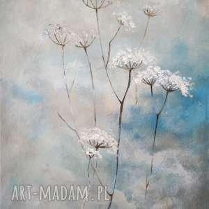 trawy-obraz akrylowy formatu 30/40cm
