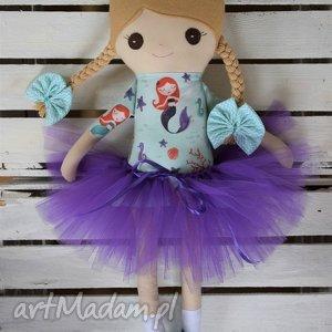 Szmacianka, szmaciana laleczka baletnica lalki