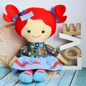 lalki lalka rojberka - słodki łobuziak justynka 50 cm, lalka