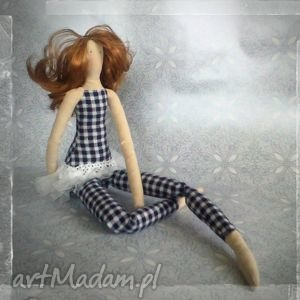 zosia, lalka, pajacyk, bawełna, miękka, pod choinkę prezent