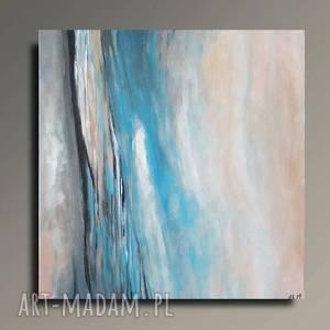 abstrakcja-obraz akrylowy formatu 35/35
