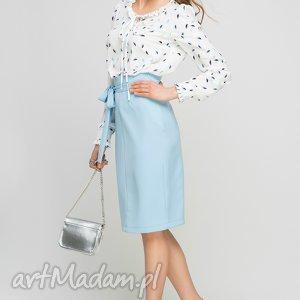 LANTI urban fashion Ołówkowa spódnica z szarfą, SP115