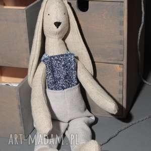 Prezent Królik TILDA maskotka na prezent, królik, maskotka, dziecko, tilda,