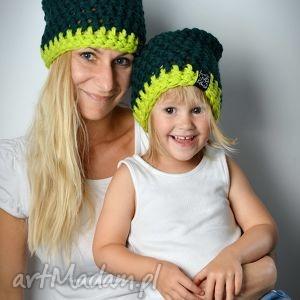 Czapka Inferiorek 05, czapka, czapa, dziecko, zima, kolorowe, ciepła