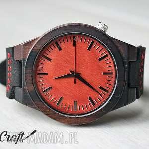 unikalny, drewniany zegarek cotinga, drewniany, hipsterski, ciekawy