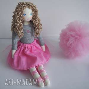 hand made lalki lalka z dodatkową sukienką