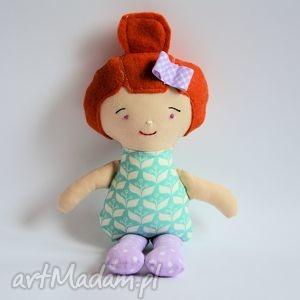 lala fruzia - hania, lalka, fruzia, szmacianka, roczek, dziewczynka, przytulanka