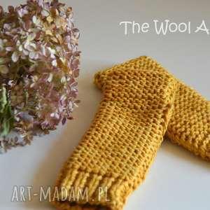 rękawiczki mitenki, rękawiczki, na dłonie, jesień