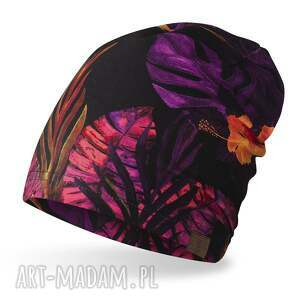 lekka czapka bawełniana do biegania, wiosenna, smerf, krasnal, bawełna