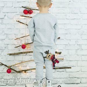 ubranka spodnie baggy rudolf edycja limitowana rozmiar 98, święta, świąteczne