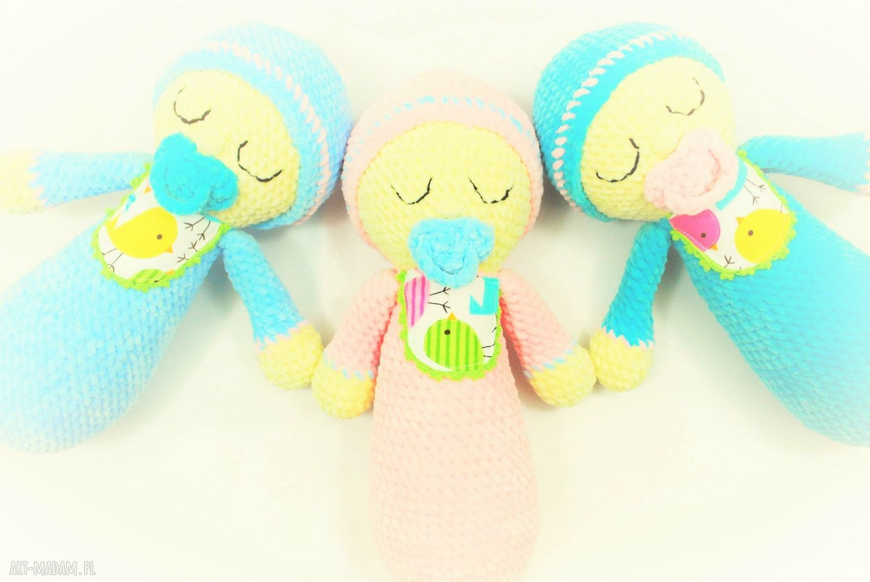 lalki bobas szydełkowa lalka