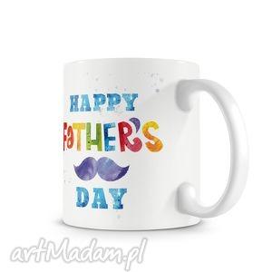 kubki kolorowy tata, dzień, ojca, kubek, miłość