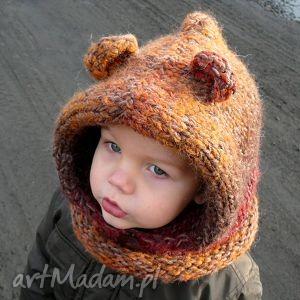 handmade niedźwiedź brunatny